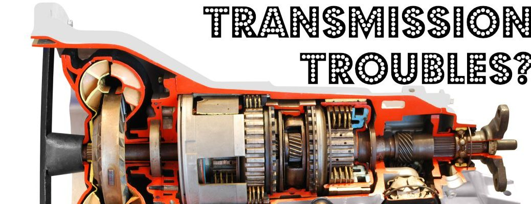 Shifting Shaky? Five Signs of Transmission Trouble « Harbin