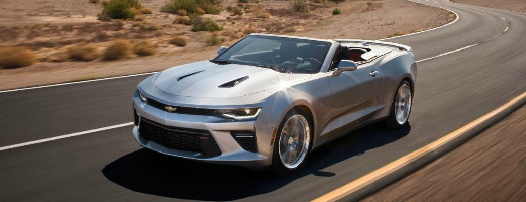2016 Chevy Camaro convertible scottsboro al