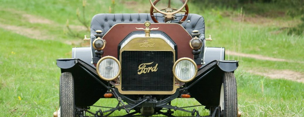 Ford Model T History