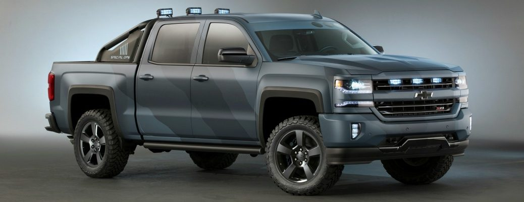 Military Discounts Announced Along with Chevy Silverado 1500
