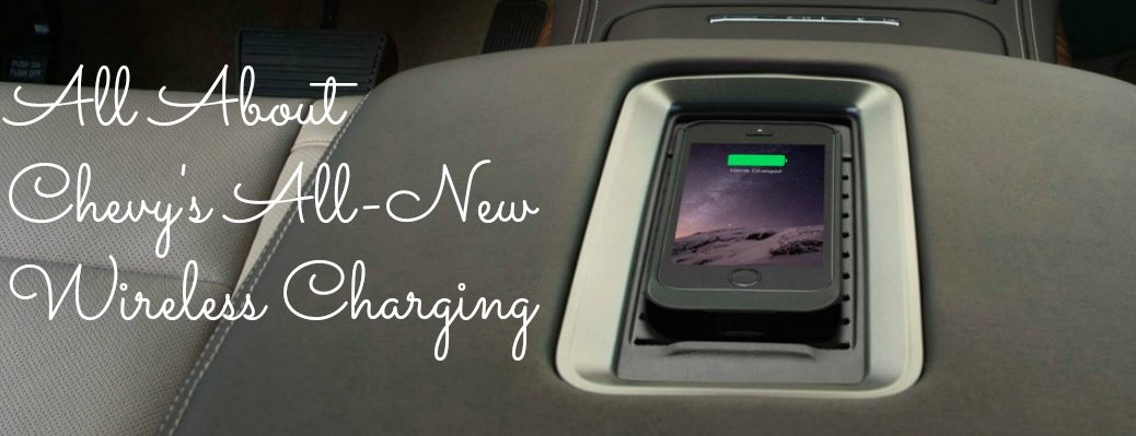 An Inside Look at Chevy Wireless Charging « Harbin Automotive