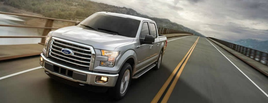 2017 Ford F-150 EcoBoost Start-Stop Tech