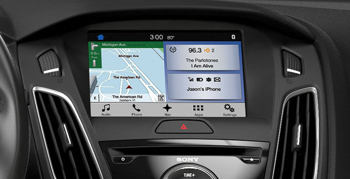 A New Tool in the Bag: Ford SYNC 3 Technology « Harbin Automotive