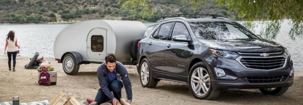 2019 Chevy Equinox Towing and Cargo Space Offer Versatility
