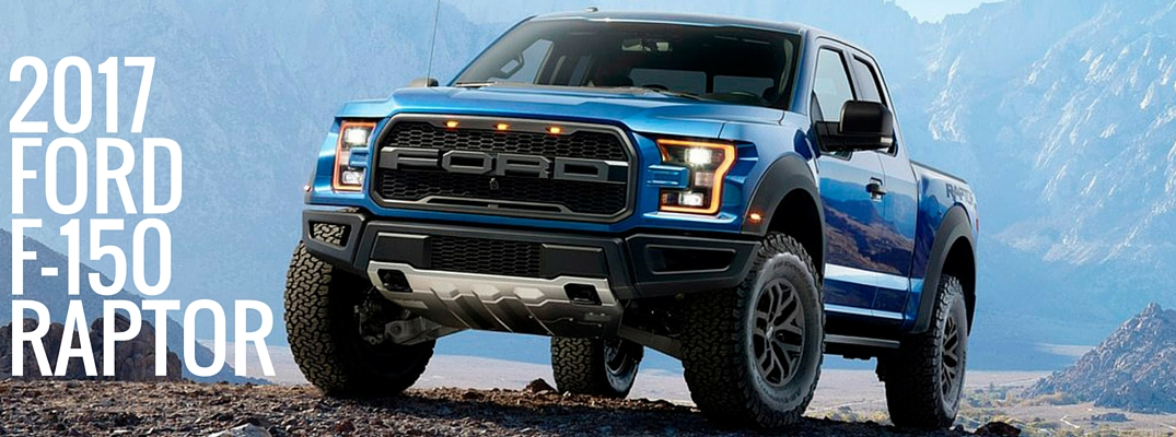 2017 F 150 Raptor >> 2017 Ford F 150 Raptor Features And Design