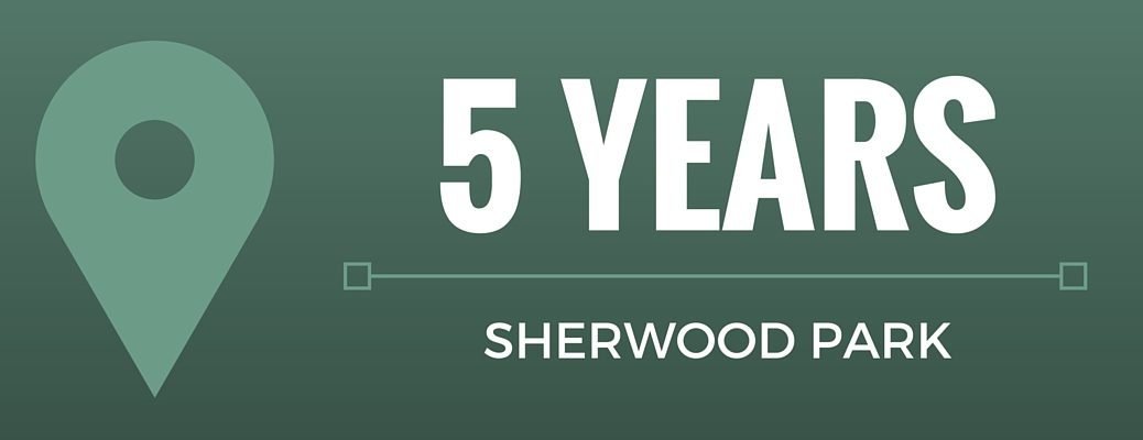 Sherwood Ford celebrates 5 years in Sherwood Park AB