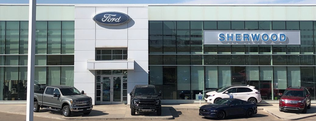 Sherwood Ford dealership Ford Lineup