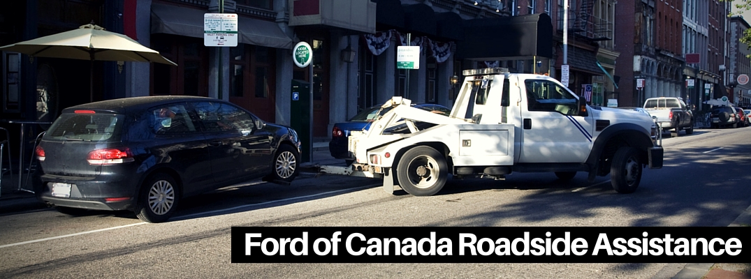 Ford Roadside Assistance Phone Number >> What S Included With Ford Canada Roadside Assistance