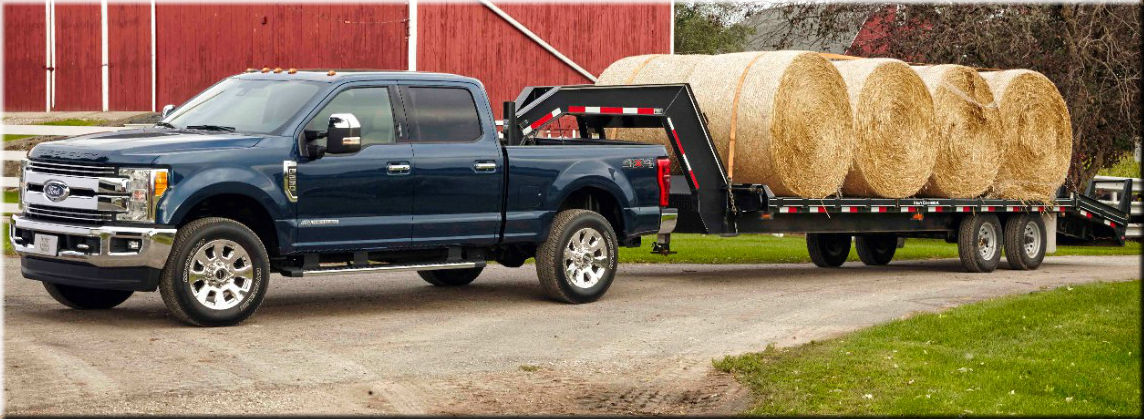 2017 Ford Super Duty GIANT Specs
