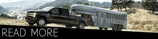 2017 Ford Super Duty class-exclusive features