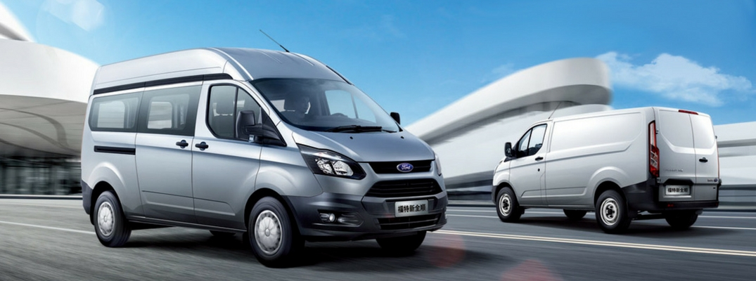 8f206661283d63 Ford Transit  Best-selling cargo van in the world