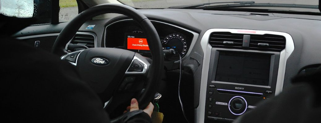 Ford next-generation driver-assist technology
