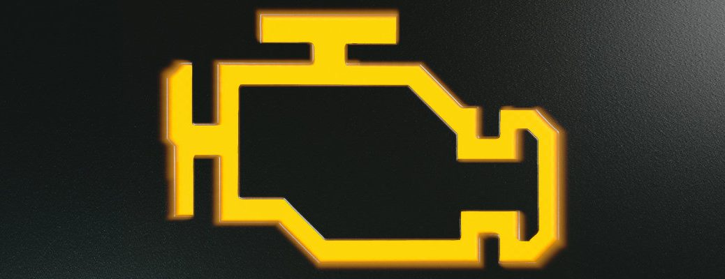 what does your Ford check engine light mean