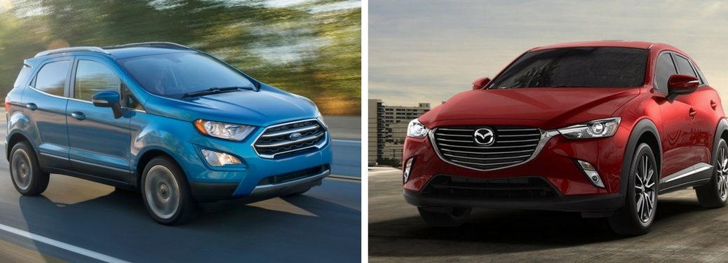 differences between the mazda cx