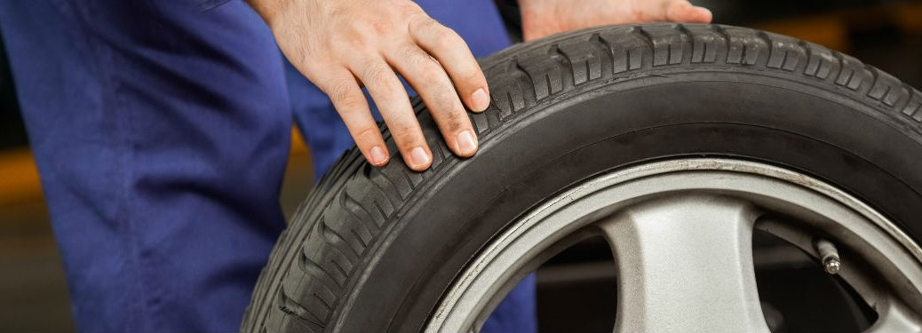 Where to store tires in Edmonton AB