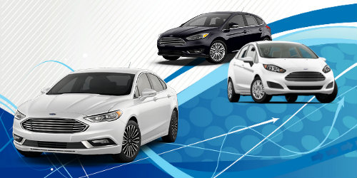 Sherwood Ford January Sedan Specials
