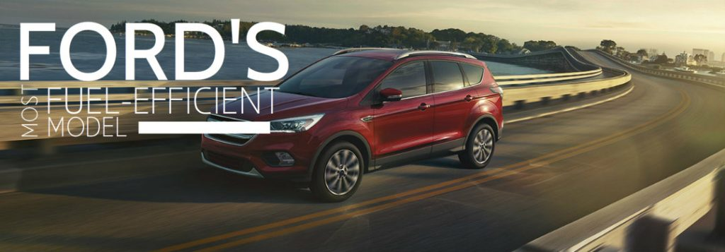 fuel-efficient ford lineup