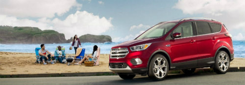 Fords most fuel-efficient suv