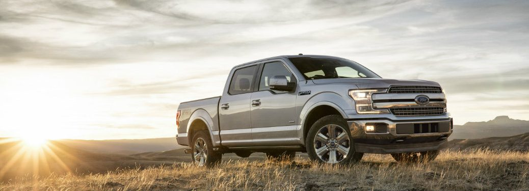 Redesign of the 2018 F-150