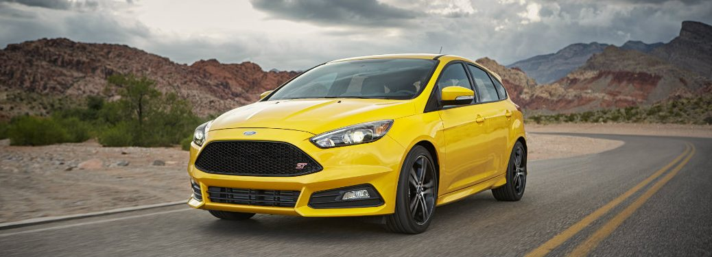 ford compact lineup popularity