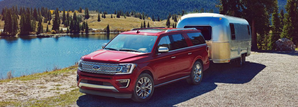 2018 Expedition new pro trailer backup assist towing technology