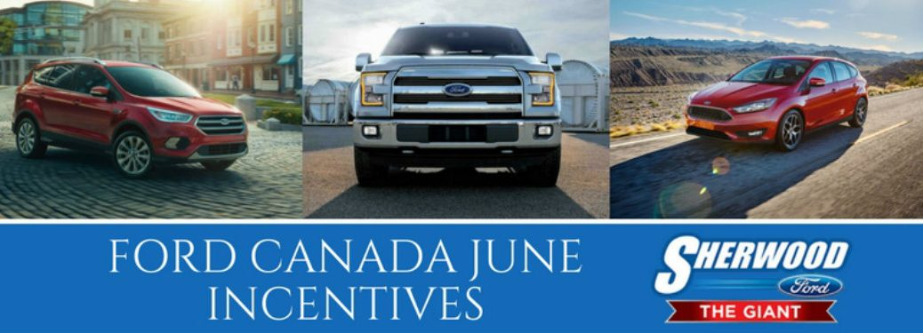 ford canada june incentives