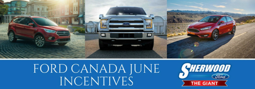 Kick Off Summer with June Savings at Sherwood Ford!