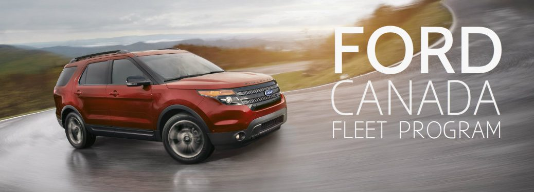 Ford Canada Fleet Program