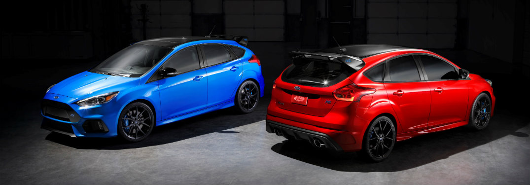 Will You Get One of the 500 Focus RS Limited Editions?