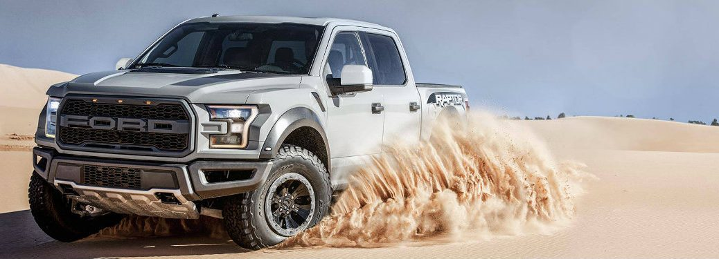 2018 Ford Raptor Features