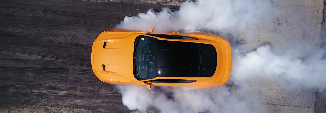Now Anyone Can Burn Some Rubber in the Ford Mustang!