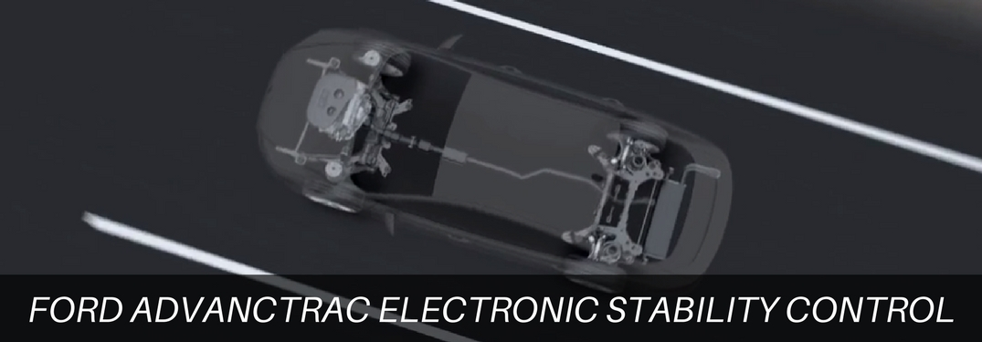 Features of Ford's AdvancTrac Electronic Stability Control