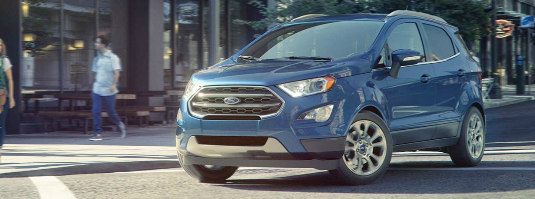 How Much Will The 2018 Ford Ecosport Cost