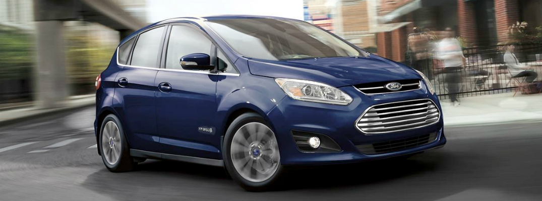 What Is The Cargo Capability Of The 2018 Ford C Max Hybrid