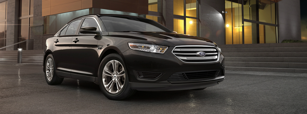 Technological Features of the 2018 Ford Taurus