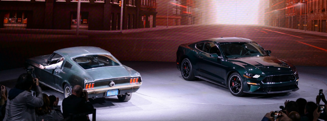 Performance Features of the 2019 Ford Mustang Bullitt
