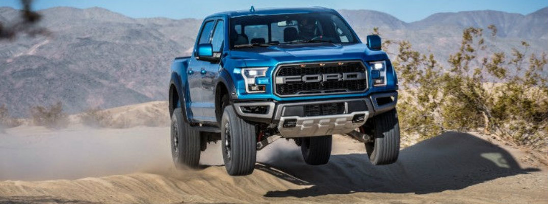 2019 Ford F-150 Raptor new performance and technology features