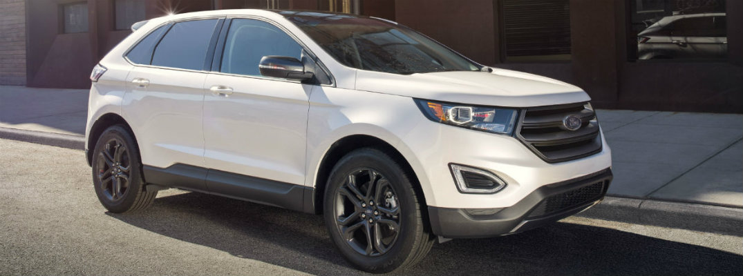 Ford Edge Gas Mileage >> 2018 Ford Edge Fuel Economy And Maximum Highway Driving Range