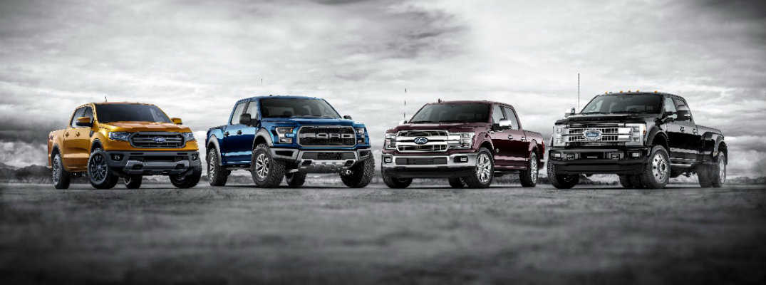 2020 Ford Model Lineup Preview and New Vehicles