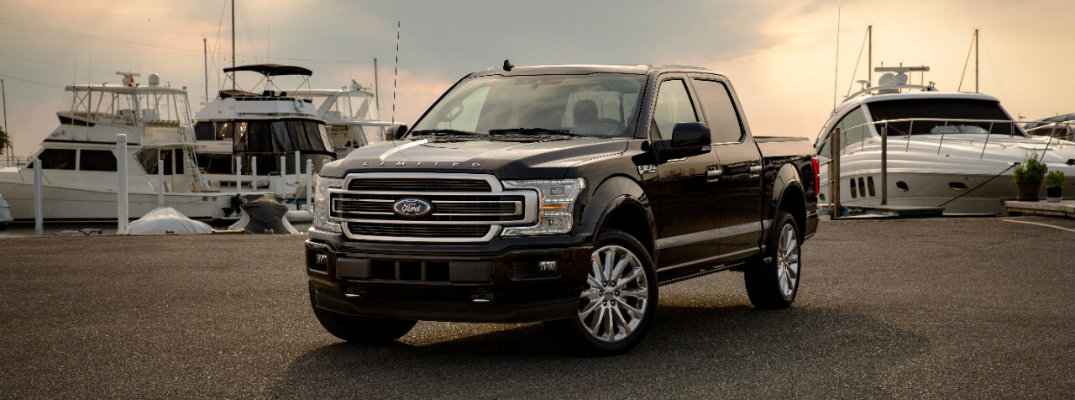 What's new with the 2019 Ford F-150 Limited?