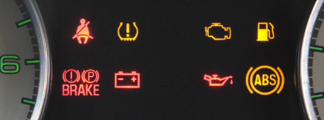 Most Common Ford Dashboard Lights and What They Mean