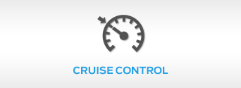 Cruise Control Light inside Ford vehicle