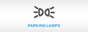 Ford Parking Lamps Light