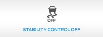 Ford Stability Control Off Light