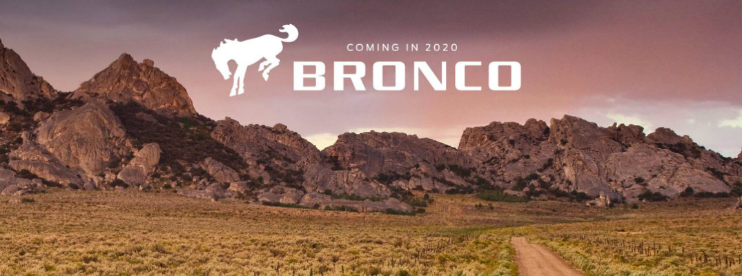 What's new with the 2021 Ford Bronco?