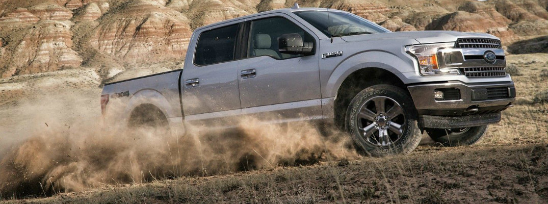 2019 Ford F-150 brings Thirteen Colour Options to the Fold