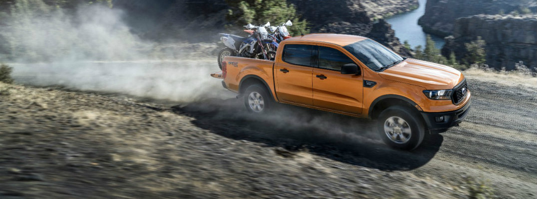 2019 Ford Ranger performance capabilities and specs - Sherwood Ford