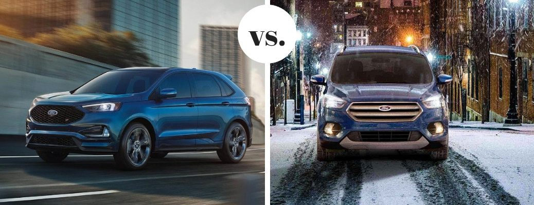 Should You Buy The  Ford Escape Or  Ford Edge