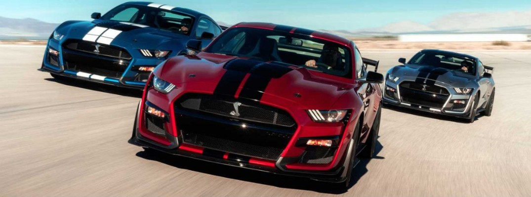 2019 Ford Mustang Sports Car Models Specs Ford Com >> 2020 Ford Mustang Shelby Gt500 Engine Specs And Top Speed