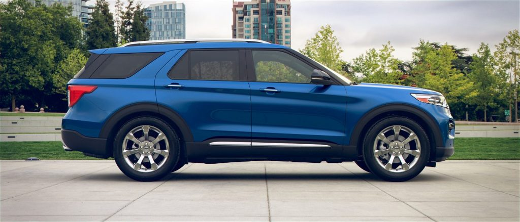 anticipated exterior colour options for the 2020 ford